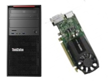 Lenovo ThinkStation P310 30AT + NVIDIA Quadro K620