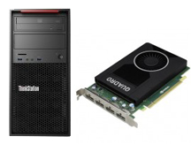 Lenovo ThinkStation P310 30AT + NVIDIA Quadro M2000